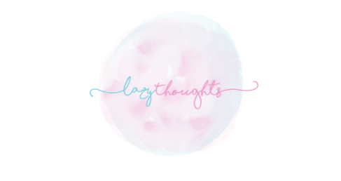 lazy thoughts logo