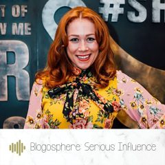 Joanne Burford - Blogosphere: Serious Influence
