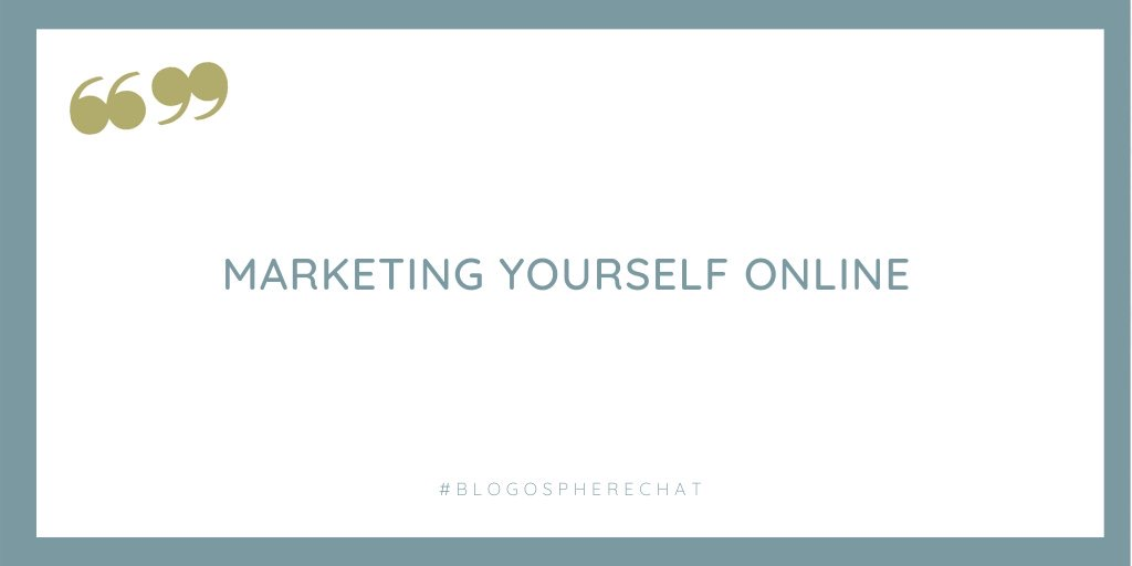 How to market yourself as a blogger or content creator