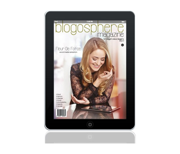 Fleur De Force Issue 3 - Blogosphere Magazine