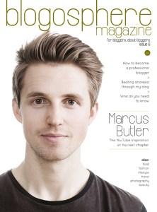 Marcus Bulter - Blogosphere Magazine
