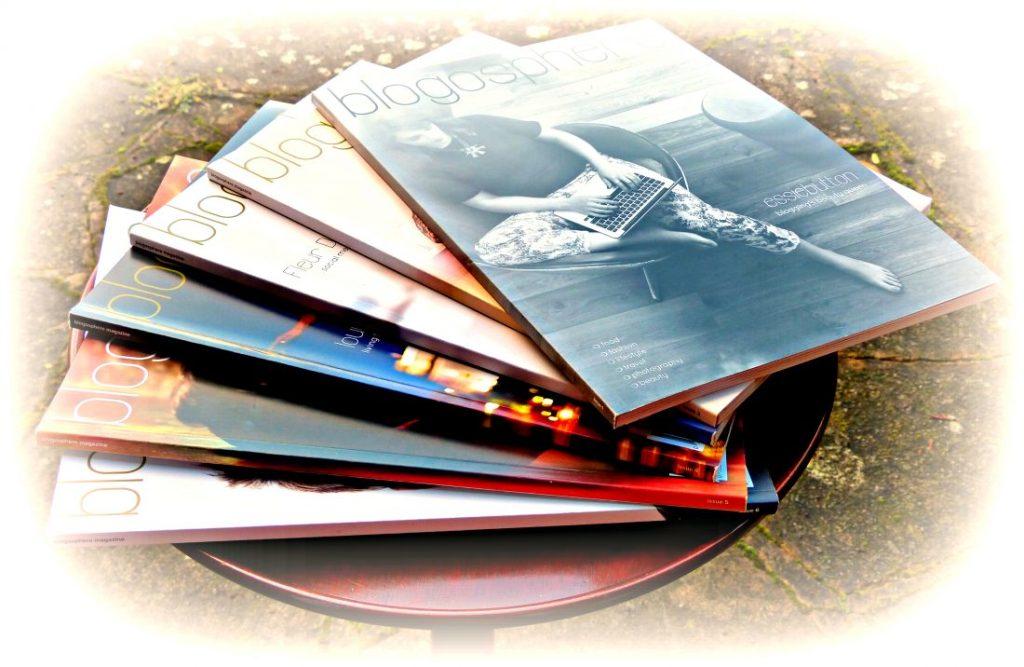 The Blogosphere Magazine Story
