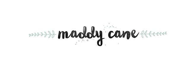 maddy cane logo