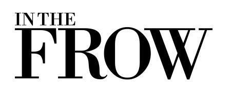 Inthefrow logo