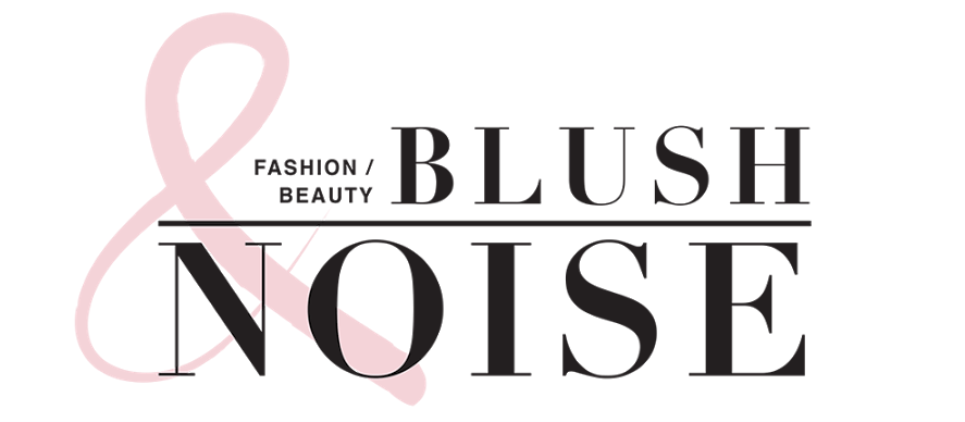 blush and noise logo