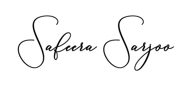 Safeera Sarjoo logo