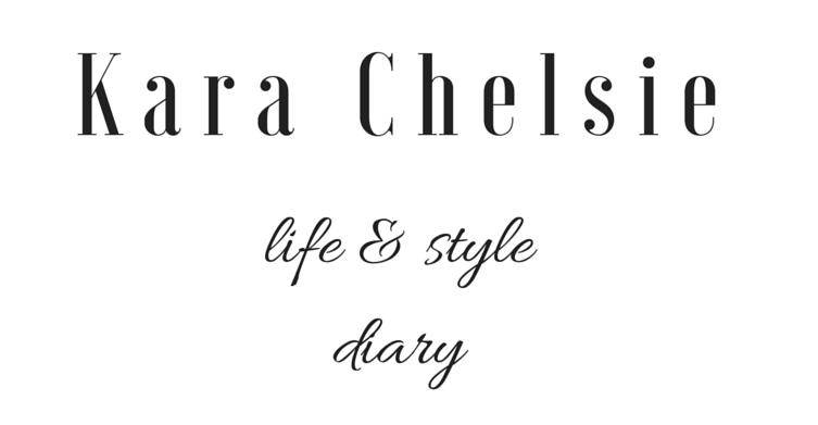 kara chelsie logo