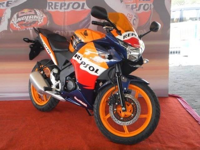 Harga Honda CBR150R Repsol Edition