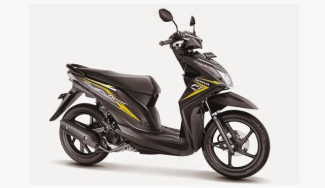 All New Honda BeAT eSP FI
