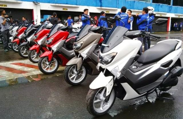 Yamaha NMax dipasaran