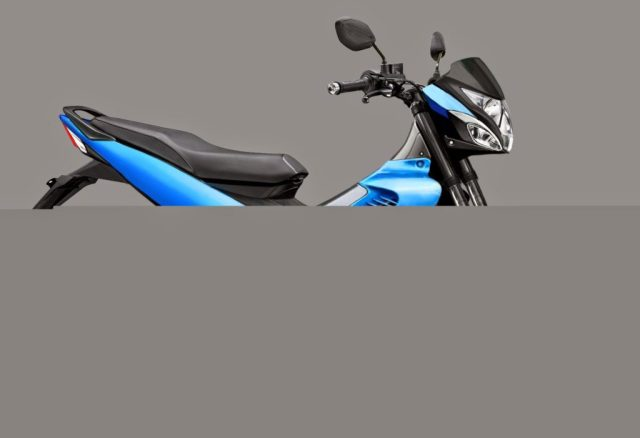 Honda Sonic 150cc concept