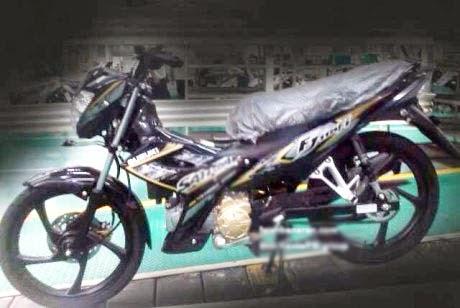 Suzuki Satria F115FI