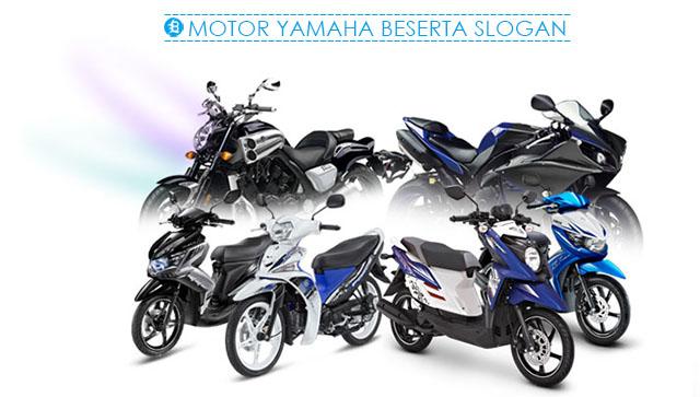Motor Yamaha dan Slogan