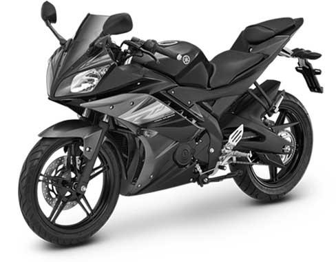 Yamaha YZF-R15 Midnight Black