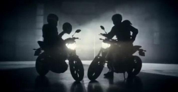 Honda CB150R terbaru teaser