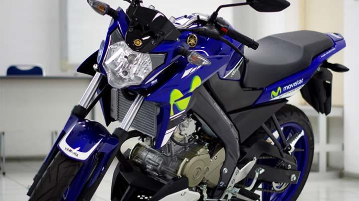 Yamaha New Vixion Advance