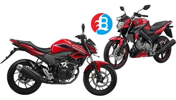 All New Honda CB150R vs New Vixion Advance