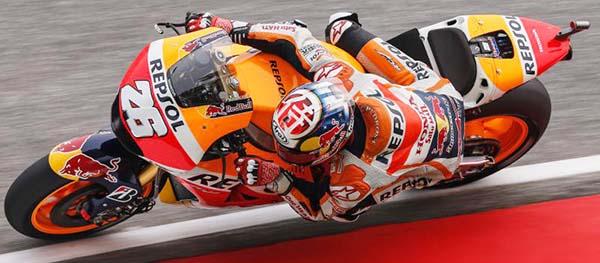 Dani Pedrosa menangi FP4 MotoGP Sepang Malaysia