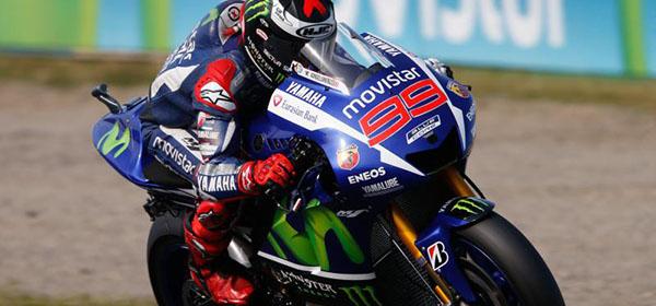 Jorge Lorenzo menangi FP4 MotoGP Motegi Jepang