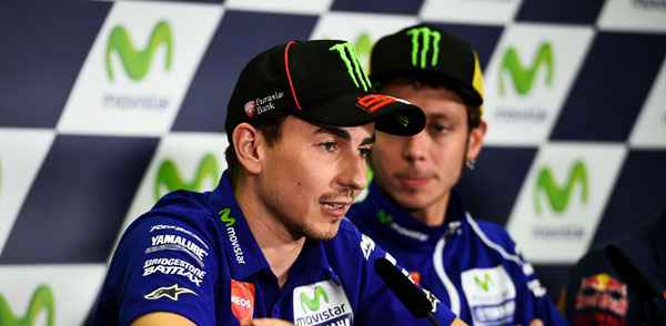 Jorge Lorenzo akan all out rombak Rossi