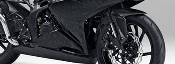 Suspensi USD konsep Honda CBR250RR