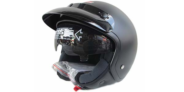 Jenis Helm 3/4