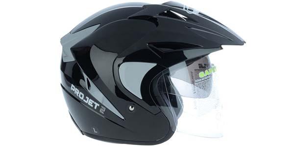 Jenis Helm Halft Face