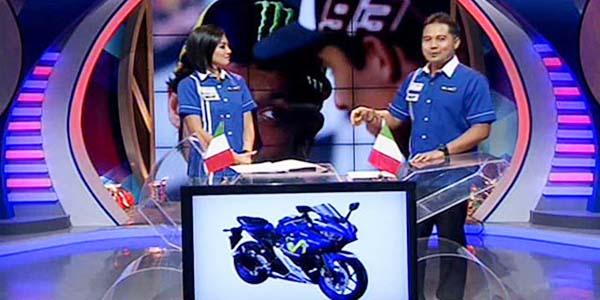 Iwan Banaran di MotoGP Trans 7