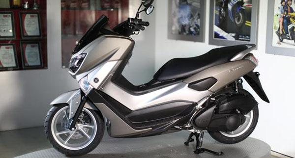 Yamaha NMax.