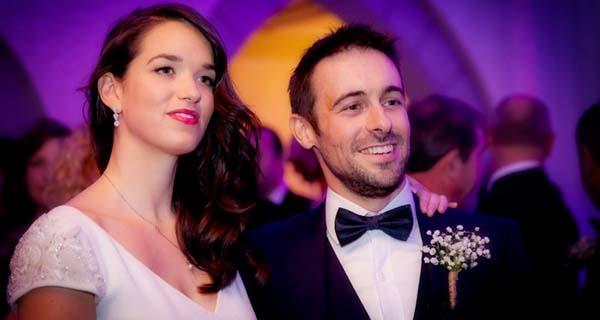 Eugene Laverty menikahi Pippa Morson