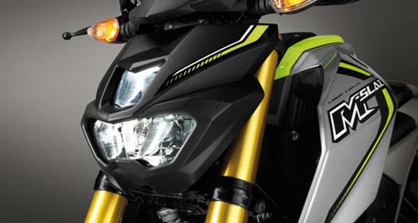 Yamaha M-Slaz versi Indonesia tetap bernama MT-15?