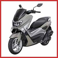 Motor Yamaha terbaru - NMax non ABS