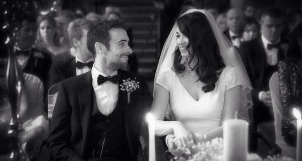 pernikahan Eugene Laverty dan Pippa Morson