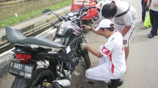Motor Honda Mogok di Jalan? Tinggal Buka Aplikasi