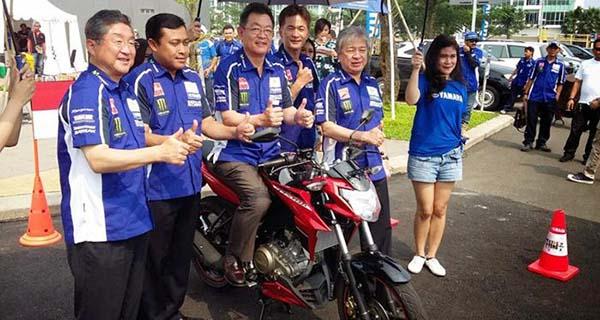 Strategi Yamaha dongkrak penjualan di 2016