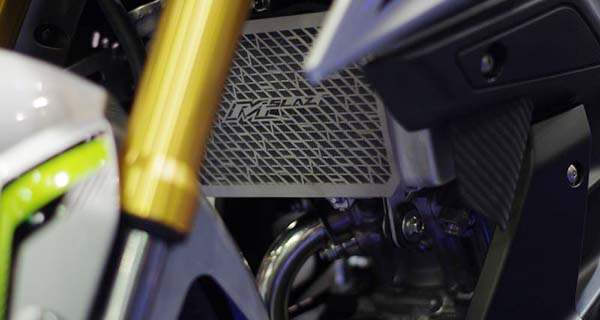 Yamaha M-Slaz aka MT-15 Full Aksesoris radiator