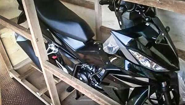 Motor disinyalir Honda Supra X 150