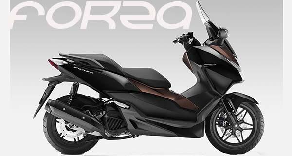 Honda siapkan Forza 150 untuk saingi NMax