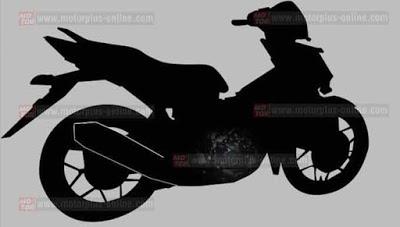 Honda Supra X 150 sudah terjepret kamera