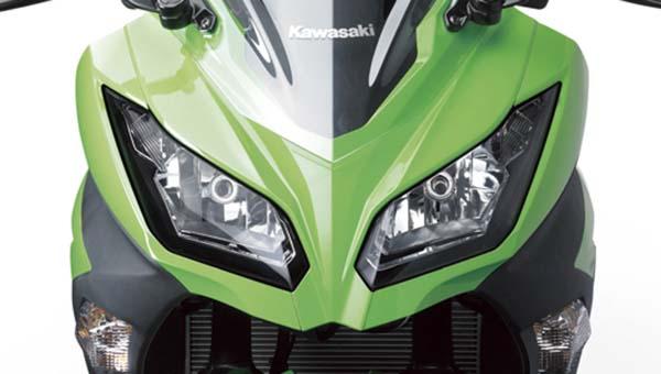 Kawasaki Ninja 250 membutuhkan Update