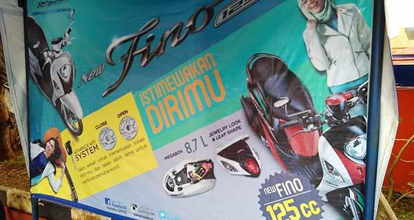 New Fino 125 fitur Advance Key System