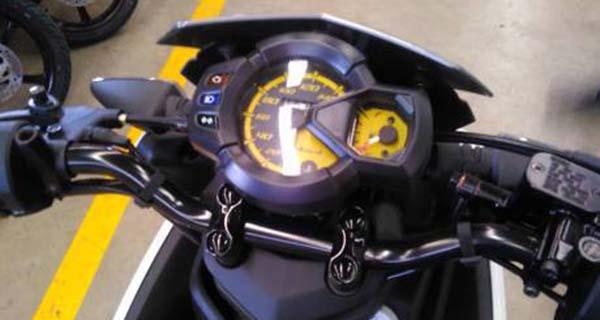 Aerox 125 LC Speedometer Digital