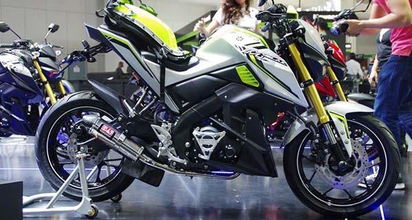 Motor Sport baru 2016 - Yamaha MT-15