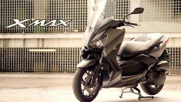 Yamaha NMax 250