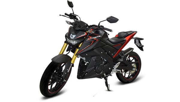 Pilihan Warna Yamaha Xabre warna Hitam