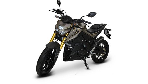 Pilihan Warna Yamaha Xabre warna Gray