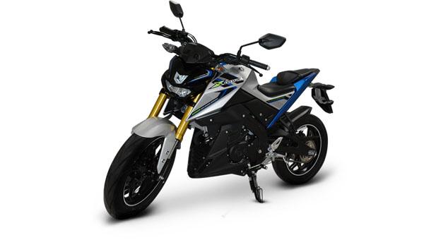Pilihan Warna Yamaha Xabre warna Silver