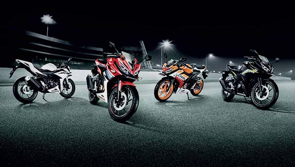 Varian All New Honda CBR150R 2016