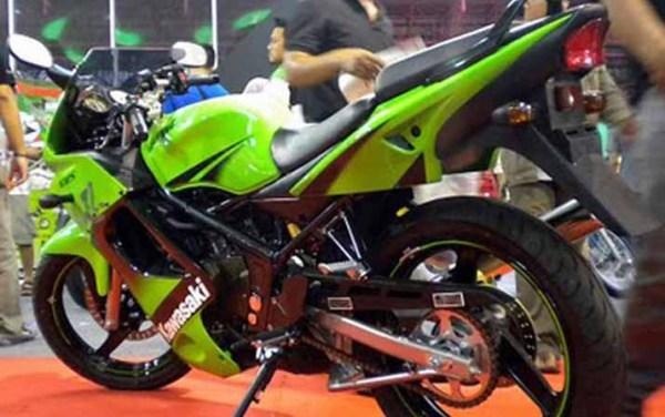 Masa depan Penerus Kawasaki Ninja 150 suram