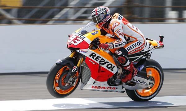 MotoGP Argentina, Marc Marquez